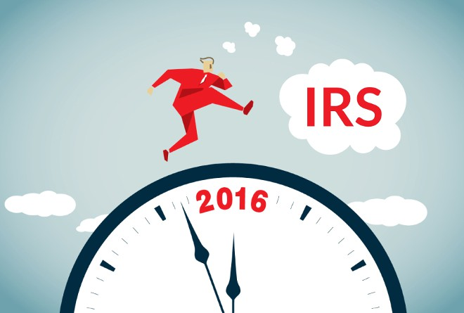 IRS 2016